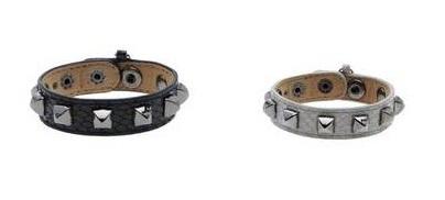 Oroton Havana Pyramid bracelets