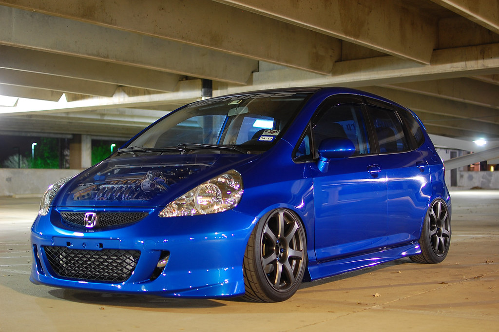 turbo Fit  Unofficial Honda FIT Forums