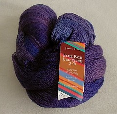 Fleece Artist - BFL 2-8 - Amethyst