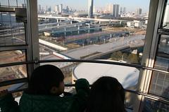 IMG_7042 (ryoki) Tags: tokyo ferriswheel odaiba rika pallettown daikanransha risei