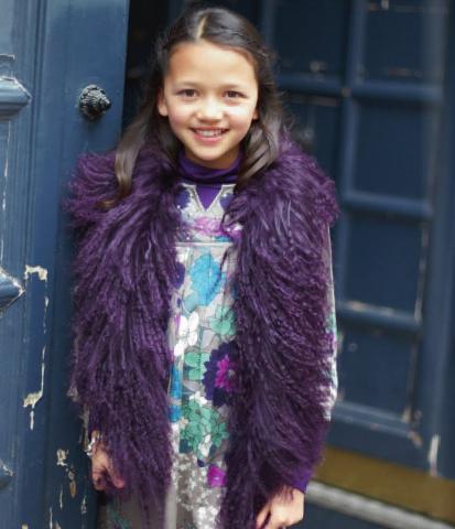 Moda infantil invierno 2009, Derhy kids