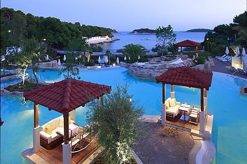 Croazia - Isola di Hvar - Hotel Amfora****