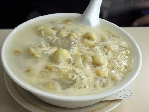 Lotus Seeds, Mung Bean, Chestnut, Chinese jello