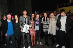 25/01/2010 - Skins Premiere @ BFI Southbank (1258) (justin_ng) Tags: uk london skins southbank premiere bfi olliebarbieri jackoconnell kayascodelario lukepasqualino lilyloveless lisabackwell kathrynprescott meganprescott marveillelukeba