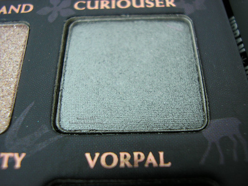 Urban Decay Alice In Wonderland Palette - Vorpal