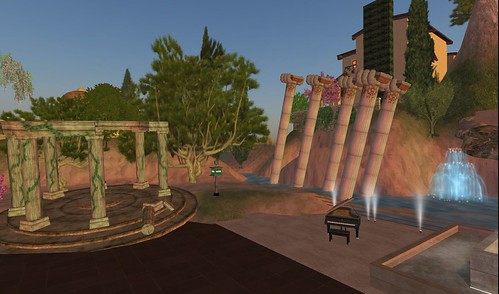 cafe ravello in second life