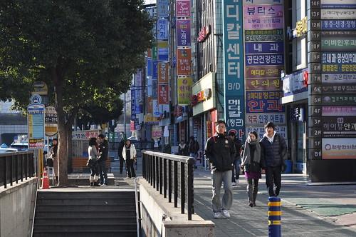 Calle de Pusan