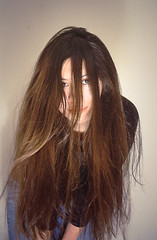 Hidden (jonathan charles photo) Tags: art topf25 beauty hair fun photography photo jonathan caroline charles jonathancharles chercherlafemme