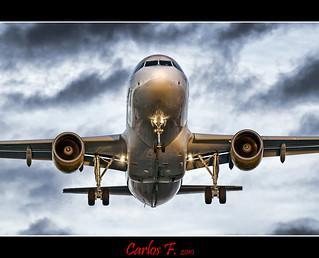 Efecto aeronave