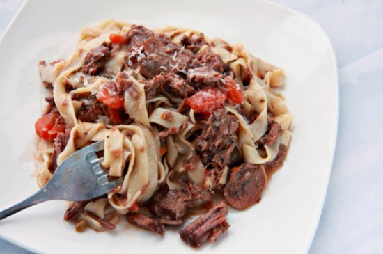 Lamb Ragu Header