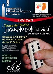 """jugando por la vida"" (jvcluis) Tags: guanajuato domino torneo fondos patronato instituto irapuato privado rion recaudar transplantes oftalmologico guanajuatense"