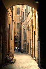 Firenze / Florence (didemtali) Tags: street travel italy look bike bicycle vintage spring europe strada italia interrail