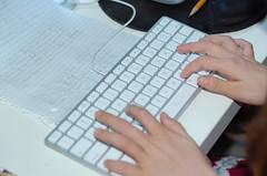 Typing Away