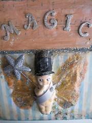 Ranger Melt Art Challenge:Kewpie's Magic! 2