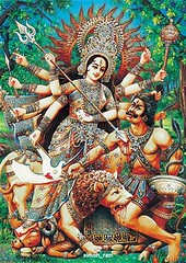 Mahishasurmardini (simonram) Tags: ma mata durga maa devi mataji durge mahishasurmardini