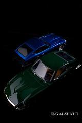 2 Datsun 240z 1973 (AL-SHATTi) Tags: blue green cars ford sports car sport skyline nissan z kuwait gt 1973 datsun gtr zx 280zx 240z 300zx 260z 280z سيارة سيارات الكويت كويت z31 سباق z32 alshatti الشطي