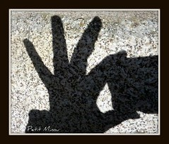 Coucou c'est moi ... (Petit Minou) Tags: shadow france lumix different arty random ombre panasonic granite unusual insolite granit fougeres petitminou urbanistes randomandcreativeshots dmctz6 madeafave