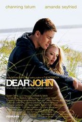 Dear John movie poster