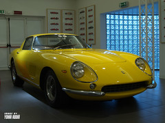 1967 Ferrari 275 GTB/4 (Yohai_Rodin) Tags: italy museum galeria ferrari maranello