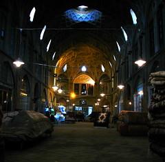 Old rug bazar (AmirBayat) Tags: iran rug bazzar bazar sarai  arak  kashani carper  amirbayat    oldbazar