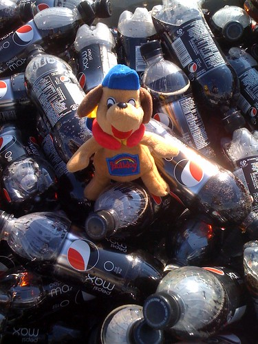 Free Pepsi at the Super Bowl