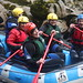 white water rafting findhorn