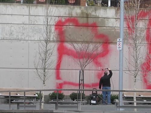 Counterbalance Park graffiti