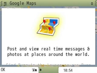 Screenshot Google Maps4.0.0