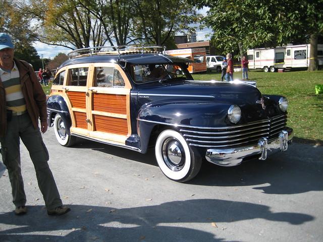 auto show classic car pennsylvania antique townandcountry tc hershey 1942 chrysler mopar aaca fallmeet easternregion