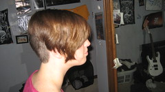 IMG_0866 (raiH enaS) Tags: haircut hair brittany shaved smoking short shorthair buzzednape