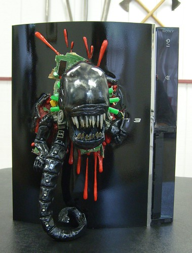 Chestburster PS3