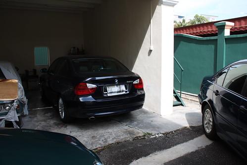 2007 E90 BMW 320i SE