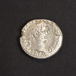 "<b>88 Obverse</b><br/> <a href=""http://en.wikipedia.org/wiki/Titus"" rel=""nofollow""><u><b>Titus</b></u></a> <i>Reign: AD79 - 81</i> Before becoming emperor, Titus served under his father Vespasian during the First Jewish Revolt. After his father ascended to the throne, Titus took command of the legions in Judea and sacked Jerusalem, famously sacking and destroying the Temple of Jerusalem. He became emperor upon the death of his father. After the eruption of Mount Vesuvius in AD79, he send a great deal of aid to the victims. After contracting a fever, Titus died in AD81, and was deified by the Roman Senate soon thereafter.  Donated by Dr. Orlando ""Pip"" Qualley<a href=""http://farm5.static.flickr.com/4019/4351073485_c1d3838726_o.jpg"" title=""High res"">∝</a>"