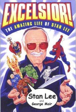 Stan Lee nos quadrinhos.