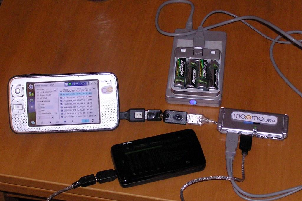 N800: Ultimate Portable USB Host