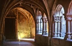 Cloitre  0497 (domiloui) Tags: france monument architecture flickr lumiere histoire distillery gothique eglise couleur faade ambiance nuances documentaire cooliris