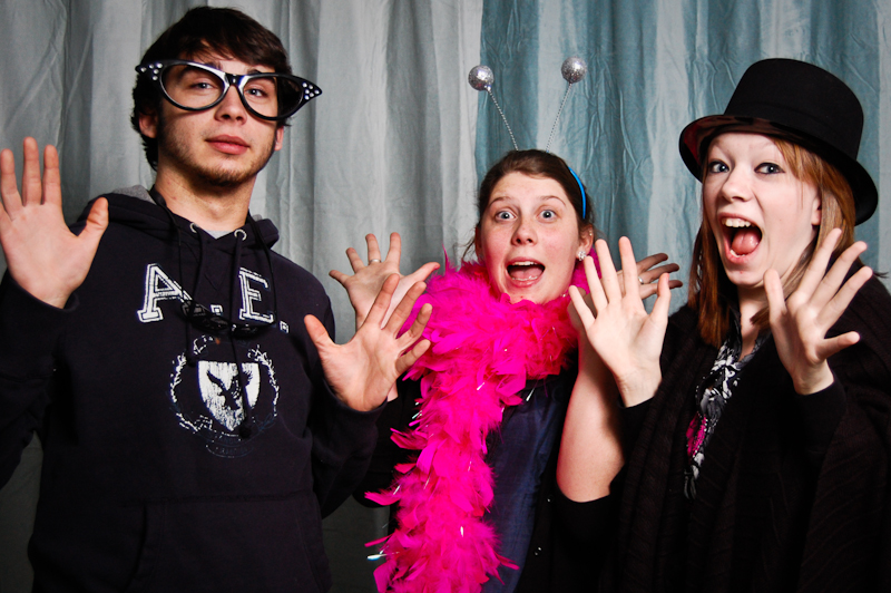 Day 129: Photo Booth