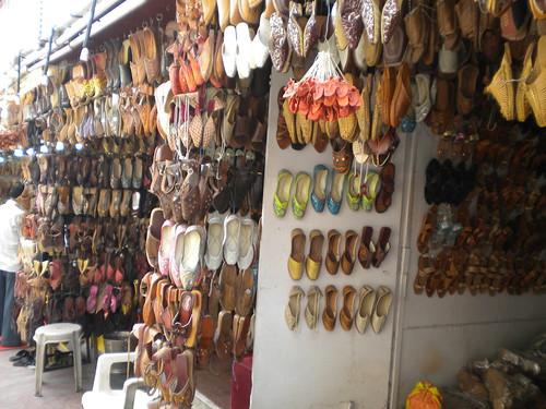 Kolhapur chappal stores