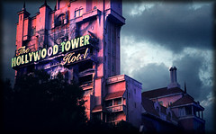 The Hollywood Tower Hotel (Jeff_B.) Tags: orlando epcot florida disney disneyworld wdw waltdisneyworld mgmstudios magickingdom cbs waltdisney freefall twilightzone hollywoodtowerhotel rodserling disneyhollywoodstudios disneyphotography disneyphotograph