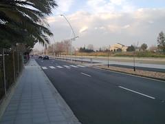 Amposta: Passeig del Canal Marítim