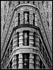 Flat Building - New York (pepifleuf) Tags: world voyage travel blackandwhite bw usa ny newyork building architecture unitedstates noiretblanc nb monde flatironbuilding 1902 flatirondistrict etatsunis danielburnham flatbuilding