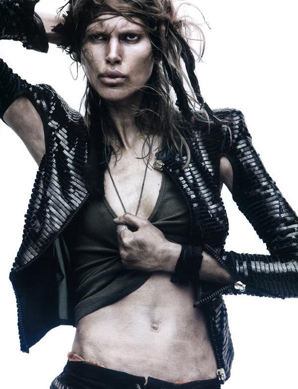 Commando by Vogue Paris