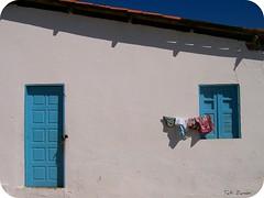 Casa de Pescadores (tatizanon) Tags: door travel blue houses windows summer white hot fishermen bahia salvador vero 1001nights calor thegalaxy flickraward mygearandme mygearandmepremium mygearandmebronze mygearandmesilver mygearandmegold mygearandmeplatinum
