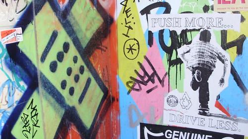 Queen West Graffiti, Toronto