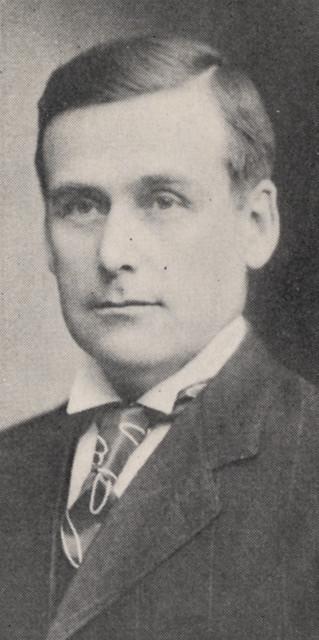 James Kennedy Dunlap 1918 by UA Archives  Upper Arlington History