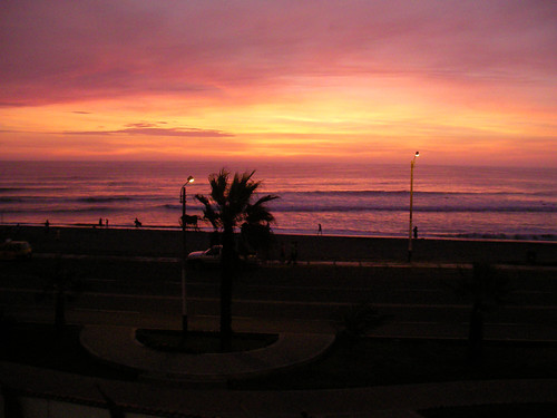 Huanchaco Sunset