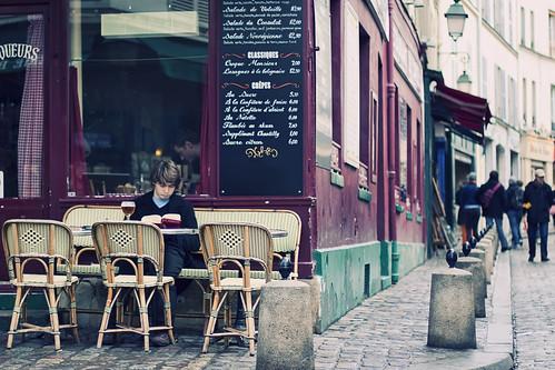 Une Grim, Diderot, Montmartre, what else