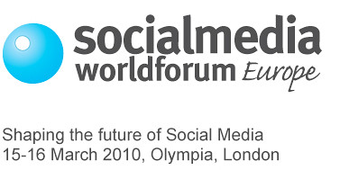 Social Media World Forum Logo
