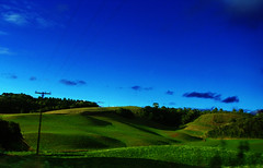 Campo Largo (alessandrapilar) Tags: blue winter color green paran canon vale campo core montanhas horizonte campolargo