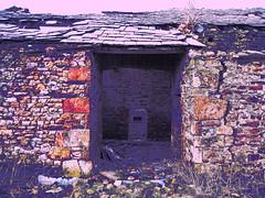 Study of a Derelict Barn (2) (Walruscharmer) Tags: england barn ruin northyorkshire stonebarn ruinedbuilding laithe derelictbarn burtoninlonsdale gretavalley fantasyphotograph